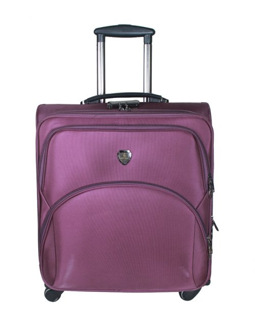 Cabin crew chassis trolley luggage 16""