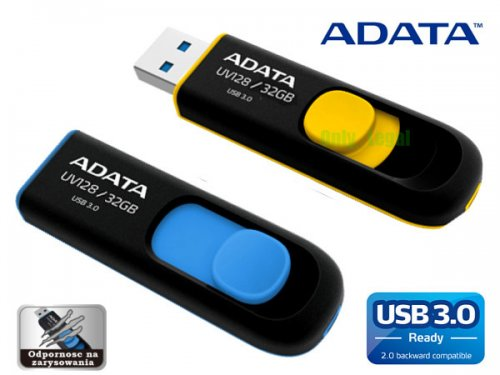 ADATA UV128 8GB USB3.0 Flash Drive