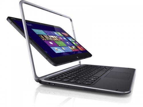 Dell XPS 12 4th Generation Intel® Core™ i5-4210U (3M Cache, 1.7GHz up to 2.7 GHz)