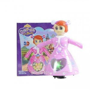 Dancing Princess Toy Home