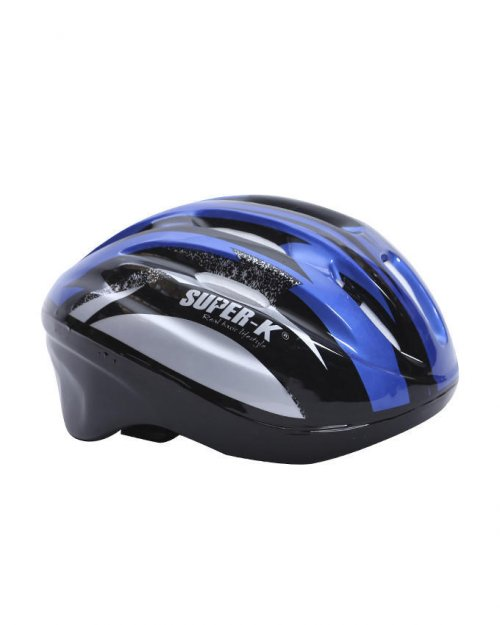 Super K Cycle Helmet - Blue