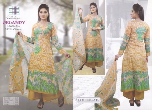 original New organdy cotton lawn 8