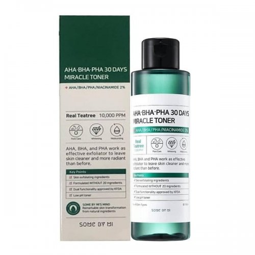 SOME BY MI Aha.Bha.Pha 30Days Miracle Toner 150ml