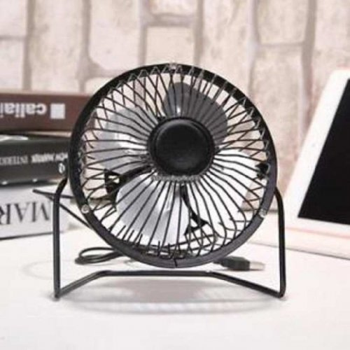 USB Mini Portable Round Fan