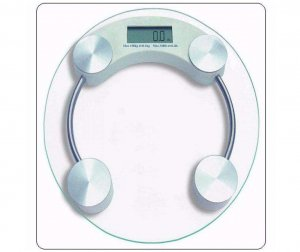 Personal digital weight scale