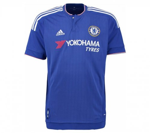 Chelsea 2015-16 home jersey