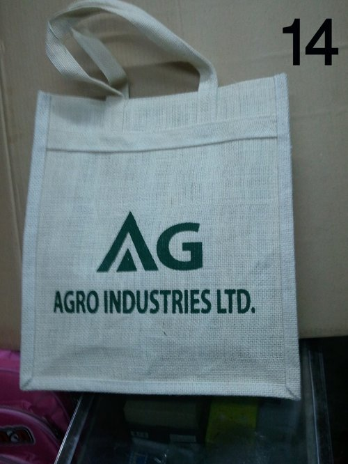 conference bags made of jute cotton