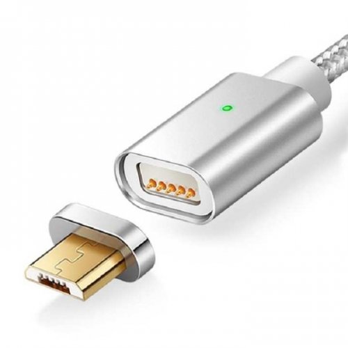 MAGNETIC MICRO USB QUICK CHARGE DATA CABLE FOR ANDROID