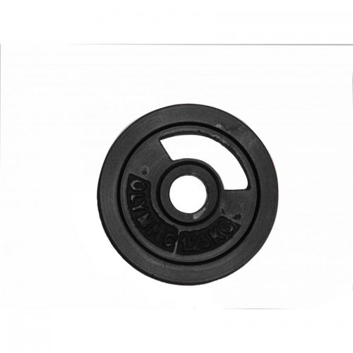 Weight Plate Black