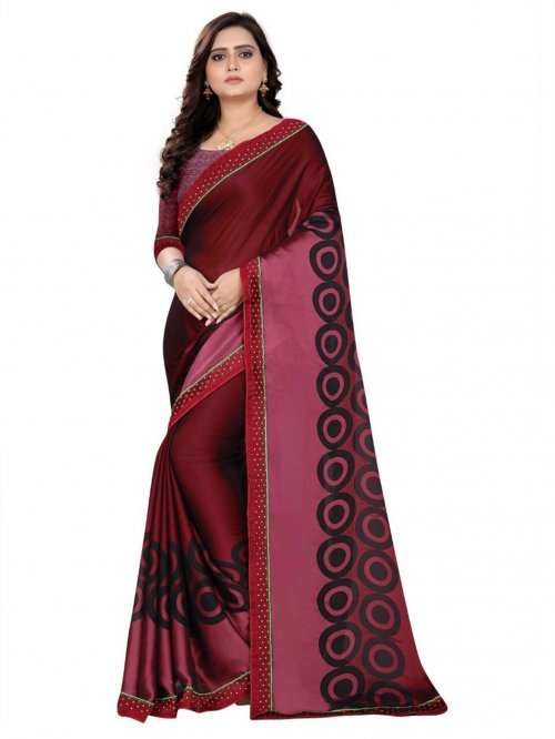 Indian Soft Silk Saree se-199