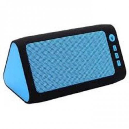 """HLY-666 Wireless Bluetooth speaker - Blue"