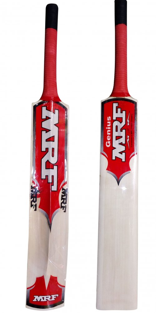 MRF wooden cricket bat