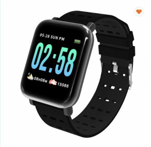 A6 Smart Watch Fitness Band