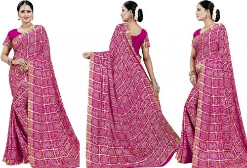 chundi silk saree n-083