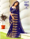 weightless georgette saree ss-91