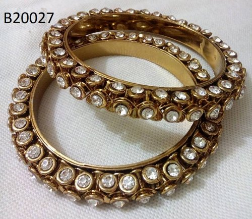 Gold Plated jewelry ornaments Bangles B-B-20027