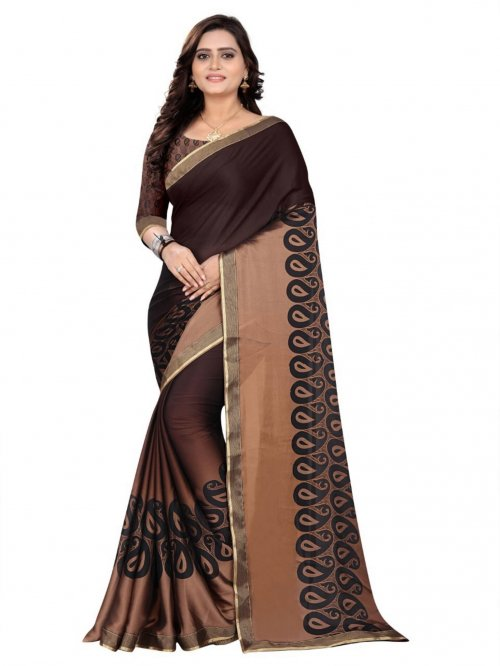 Indian Soft Silk Saree se-196