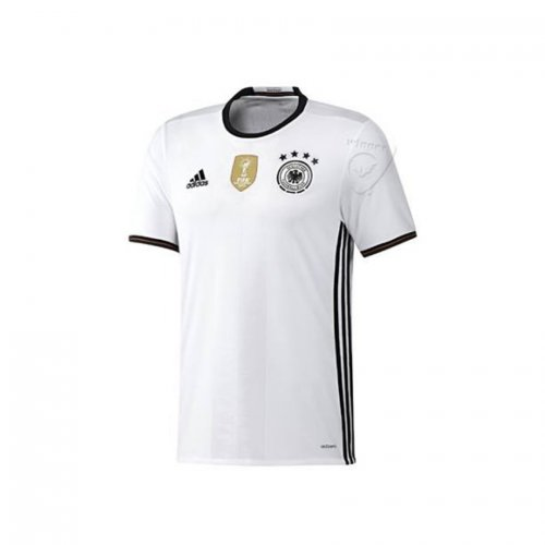 Germany Authentic Jersey 16 - 17