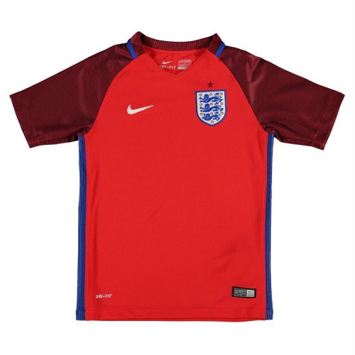 England Euro Jersey 2016 Red