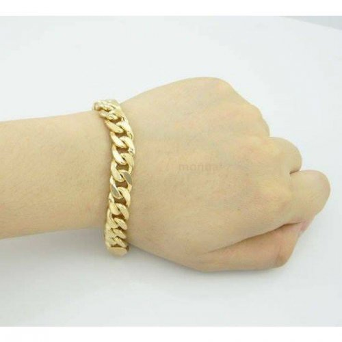 Gold Plated Bracelet Full