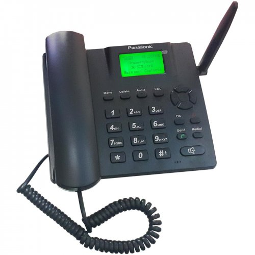 Panasonic Dual Sim Telephone Set Model : ZT-600