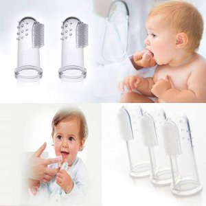 Baby Buddy Finger Toothbrushes