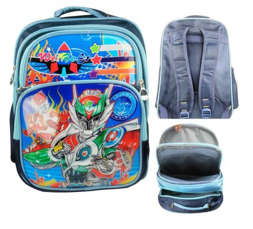 transformer schoolbag for kids