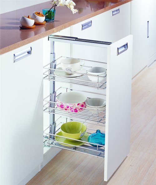 WellMax Triple Drawer Basket