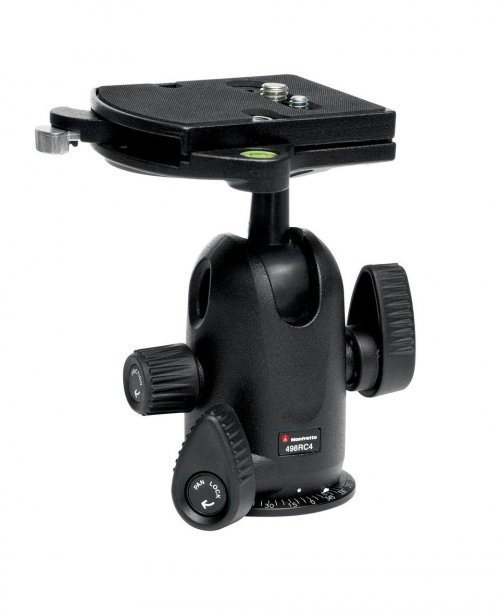 Manfrotto 498RC4 Ball Head