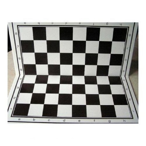Captains Plastic Chess Board