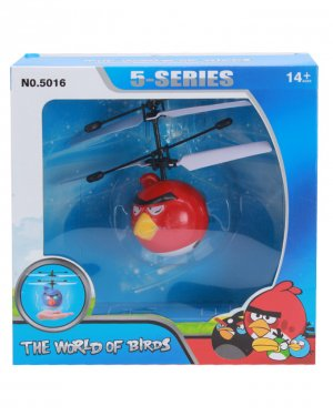 FLYING ANGRY BIRD HELICOPTER TOY FOR KIDS