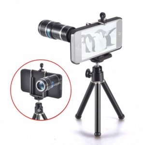 12X Tripod for iPhone 4/4S