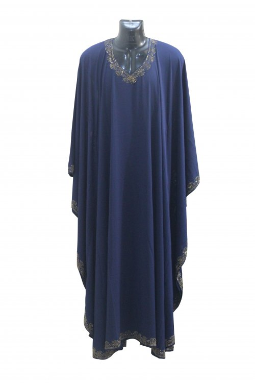 Women's Beautiful Crafted Abaya Modern Islamic Borka
