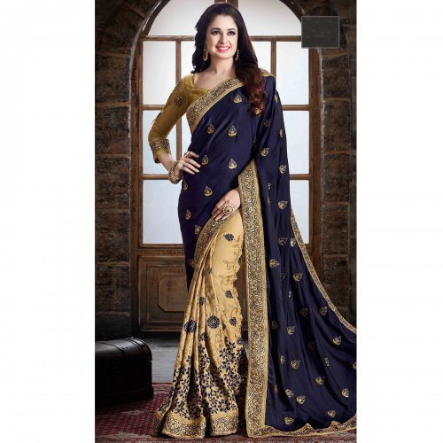 Weight Less Georgette saree SS-648