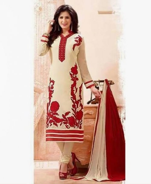 Unstitched Cotton Block Printed Salowar Kameez seblock-302
