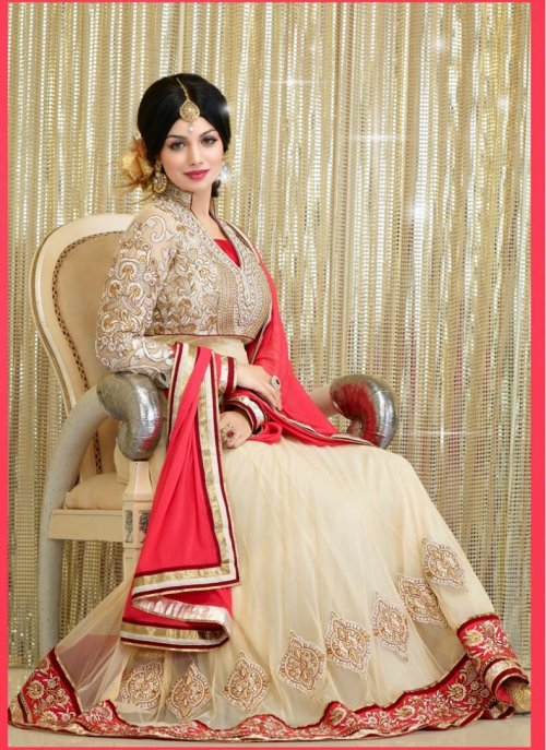 Ayesha Takia In Best Shalwar Kameez and Anarkali Frock