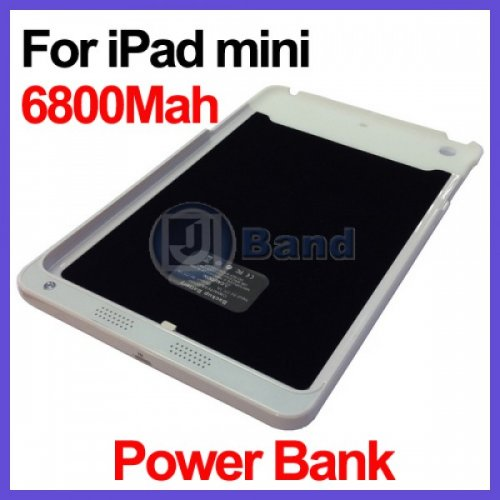 iPad Mini Backup Battery- 6800mAh