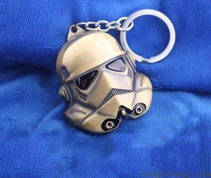 STAR WARS STORMTROOPER KEYS RING CHAIN