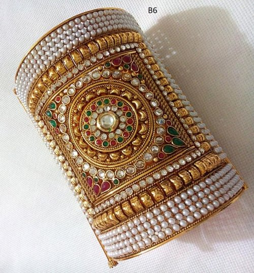 Gold Plated jewelry ornaments Bangles B-6