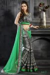 Sumona In Green Saree Code Number: 1411