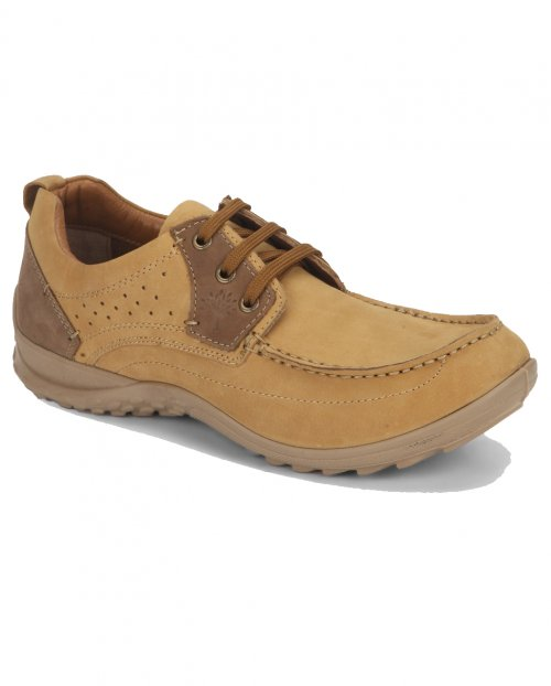 ORIGINAL Woodland Casual Shoes CAMEL