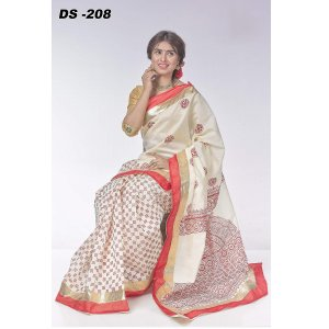 Indian IS Katan Butics saree DS-208