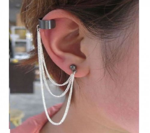 xclusive ear ring 2