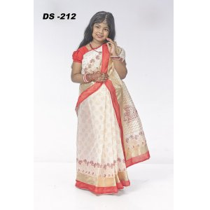 Indian IS Katan Butics saree DS-212