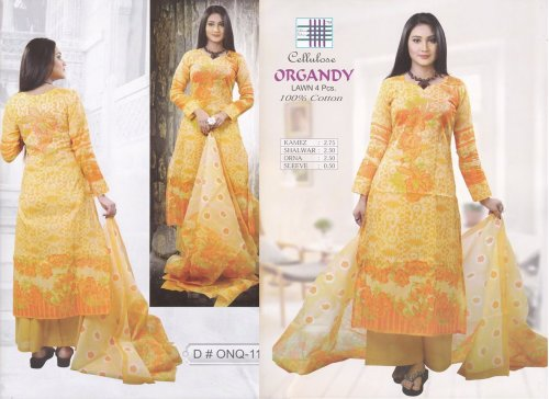 original New organdy cotton lawn 5