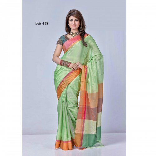 Tossor Silk saree bois-158
