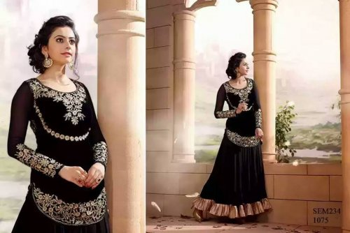 Indian Salwar kameez high quality replica sem 234 1075