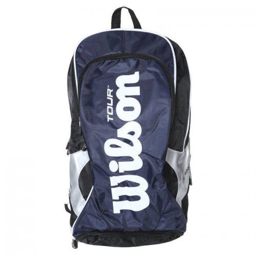 Blue Color Wilson Tour Bag