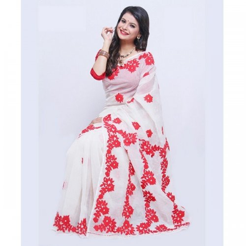 cotton kota saree SM-12