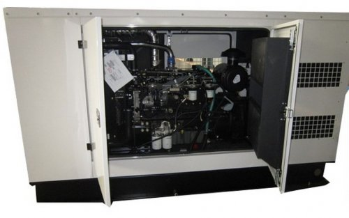 Built-in Soundproof Type Diesel Generator 10kw